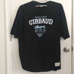 Vintage 90's Girbaud Spellout Streetwear Size 2XL